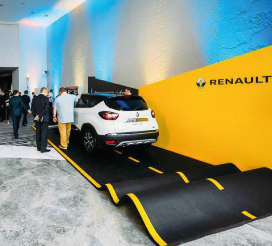Renault Dealers Convention